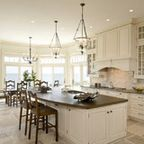 Berkshire Kitchen - Traditional - Dining Room - boston - by Mary Courville Designs