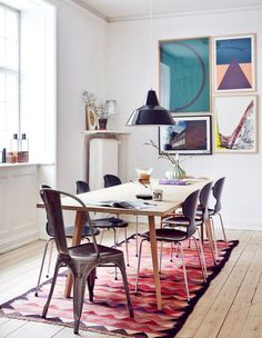 42 Stunning Dining Room Ideas