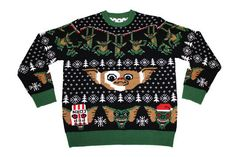 Gremlins Christmas sweater - Boing Boing