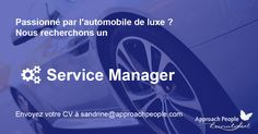 Jobs, Career Opportunities, Client, Opportunity, Automobile, Finding Yourself, Positivity, France, Relationship