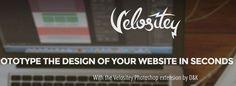 Velositey Version 2 - Photoshop Extension by D&K