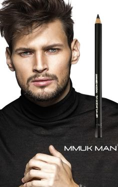 a0d8b2ac6f3 Black Guyliner by MMUK Man. Get the most piercing and smoldering eyes with  black guyliner