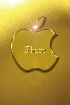 Gold Apple 640 X 1136 Wallpapers Available For Free Download