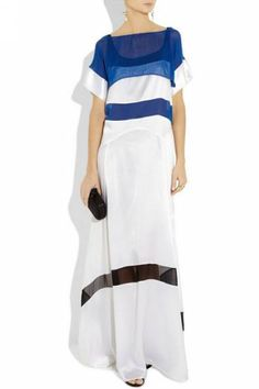 Vestidos de fiesta en tallas grandes [Fotos] Just Cavalli Party dress plus size