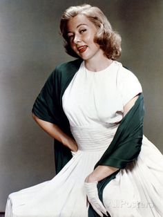 Gloria Grahame, c.1950s......Uploaded By www.1stand2ndtimearound.etsy.com