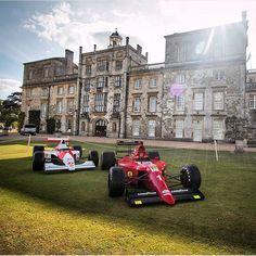 • Left or Right? Back to the 1990 Japanese Grand Prix, McLaren MP4/5 - Ayrton Senna & Ferrari 641 F1 - Alain Prost • www.carandvintage.com By @aaronchungphoto #CarVintage  #senna #prost #ferrari #mercedesbenz #lamborghini #bugatti #porsche #carporn #vintage #firstpost #first #elegance #lux #luxury #luxurycar #luxurylife #f4f #fashion #cars #londoncars #blacklist #newyork #autoporn #automotive #instacar #follow #cool