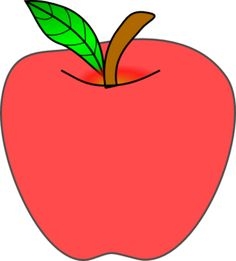 apple clip art vector clipart pinterest red apple clip art rh pinterest com