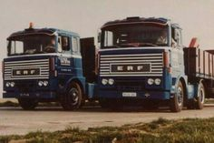 Smart looking ERF European series, NGC420, from the 70's.