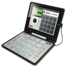 Akai: MPC Fly Music Production Controller for iPad!