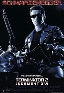 """Terminator 2: Judgment Day"" (Terminator 2: Juicio final)    1991"