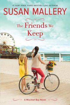 The Friends We Keep by Susan Mallery. This was just an OK read; Not something I would highly recommend but it wasn't painful either. If you're looking for a light Summer read it might make the grade. It's the story of three friends and the different challenges life holds for each of them. Characters are likable enough but not super deep. TR