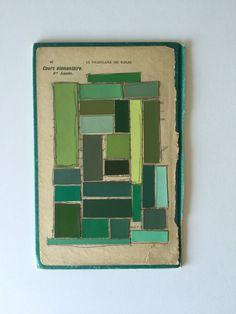 Le Vocabulaire des Écoles Color Ways Collage by ACertainDestiny