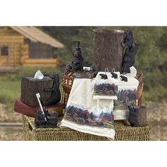 The Bear Bathroom Set is something That should be implemented within your bathroom. The sorts of it are bathroom vanities, the hanger of towel, the mo... Bathroom Vanities, Bathroom Sets, Bathroom Furniture Design, Hanger, Towel, How Are You Feeling, Good Things, Bear, Crafts