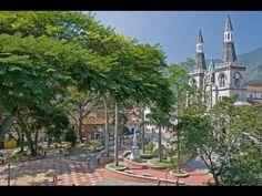 Recorrido por el Municipio de La Estrella - Antioquia - Colombia - TvAgr...