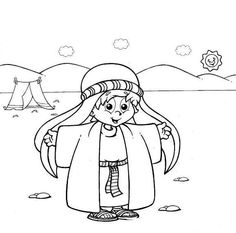 vayeitzei coloring pages - photo#45