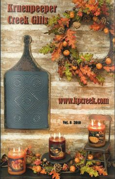 Love the many great ideas and inspiration for  country theme crafts! :)