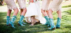 Bridesmaids in boot, The Windmill Winery, Arizona Wedding Venue, Barn Wedding