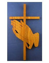 ScrollSawGifts.com - Non Personalized Crosses