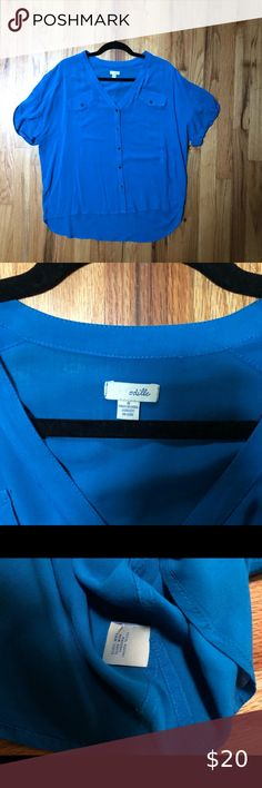 Rip Curl Highway Blue Tank Top XX-Large Blue