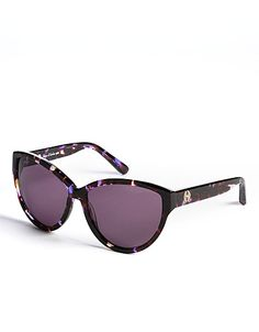 House of Harlow 1960 Chantal Cat Eye Sunglasses in Bloom.