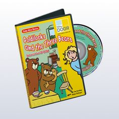 Goldilocks and the Three Bears Whiteboard Lessons. Educational Software to encourage children to engage with the Goldilocks story through technology. Suitable for early childhood, pre-K, Kindergarten and 1st grade children. Compatible with whiteboards, PC and MAC. $29.95