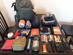 Post with 5009 votes and 148708 views. Get Home Bag Contents Survival Supplies, Survival Gear, Survival Skills, Survival Stuff, Wilderness Survival, Edc Backpack, Edc Bag, Jeep Wrangler Jk Accessories, Bug Out Kit