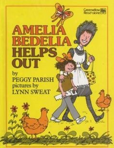 I read this book so many times as a kid!!!