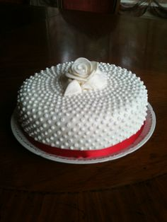 Mother's Day Cake, 2011.