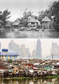 RIO PASIG or THE PASIG RIVER ( Ilog Pasig )  Location: Metro Manila, Philippines Wayback 187O's Philippines Culture, Manila Philippines, Filipino Architecture, Jose Rizal, Filipiniana, Project 3, Monuments, Old Photos, Paris Skyline