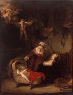 Rembrandt The Holy Family with Angels painting is available for sale; this Rembrandt The Holy Family with Angels art Painting is at a discount of off. Caravaggio, Rembrandt Paintings, Art Paintings, Rembrandt Art, Art Occidental, Most Famous Paintings, Baroque Art, Hermitage Museum, Dutch Painters