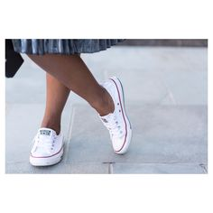 Confession: sometimes a girl just needs a break from heels! There's nothing like the comfort of being casually chic. 👟 😎  ____  #chicclassyspicy #casual #comfort #sneakers #chic #fab #shoes #spring #spring2017 #stylecollective_ #blackfashionista #blackfashion #fashiondiaries #fashionbloggerstyle #dmvfashionblogger #instablogger #fblogger #dcblogger #dcfashionblogger #bgkionline #blmgirls