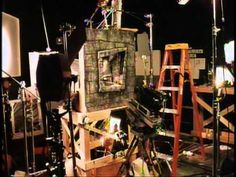 """You can watch the full video on the making of The Nightmare Before Christmas here. 
