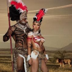 Wildtribe culture Book a couples shoot with fernello 🔥 Body paint Fernello De. - Wildtribe culture Book a couples shoot with fernello 🔥 Body paint Fernello De… - African Tribes, African Women, African Art, Black Love Art, Beautiful Black Women, Brust Tattoo, Black Artwork, African Culture, African Beauty