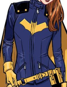 Batgirl Cosplay breakdown                                                       …