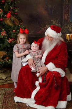 Weihnachtsmann 6 von LillieBelleBoutique auf Etsy