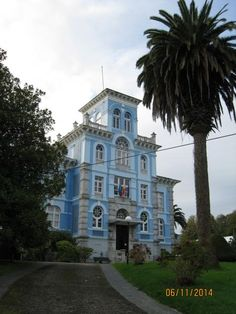 , Casa-Museo de Indianos,Colombres, España