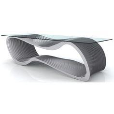 Arktura Loop Coffee Table