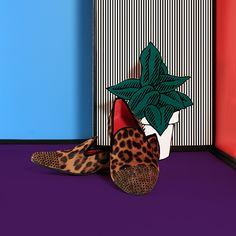 kitsch-nitsch.com Fashion Still life   #Still life #Fashion photography #collage #assemblage