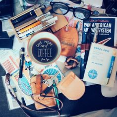 I'm a spacial person, grids and highly organized storage methods doesn't work for me. I can find things faster from mess, so my desk is always a mess, my brain, I think it is a mess too :) for that reason, I created #chronodex and need a lot of coffee. # | Patrick Ng