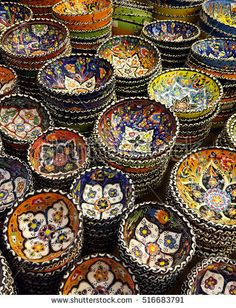 Stock Photo:     Traditional Oriental Style Decorated Ornamental Ceramic Pottery     Image ID:516683791     Copyright: Craitza     Available in high-resolution and several sizes to fit the needs of your project.