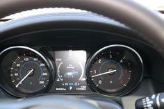 #Jaguar #XF #2016 Tacho *Verbrauchs- und Emissionswerte F-TYPE, XE, XF, XJ, XK, inklusive R-Modelle: Kraftstoffverbrauch im kombinierten Testzyklus (NEFZ): 12,3 – 3,8 l/100km. CO2-Emissionen im kombinierten Testzyklus: 297 – 99 g/km.