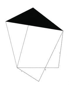 #constructivism #origami #chair