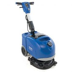 The Vantage 14's integrated rotating deck enables complete scrubbing in both forward and backward directions, allowing operators to easily clean under and around obstacles. $3,360.00/Each #batteryscrubber #autoscrubber #clarke