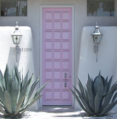 USA Travel Inspiration - The Doors of Palm Springs