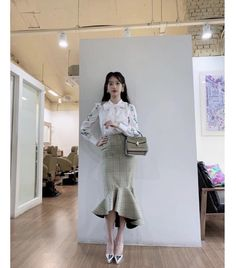 Kpop Outfits, Korean Outfits, Mode Outfits, Luna Fashion, Kpop Fashion, Korean Fashion Trends, Mode Inspiration, Classy Outfits, Aesthetic Clothes
