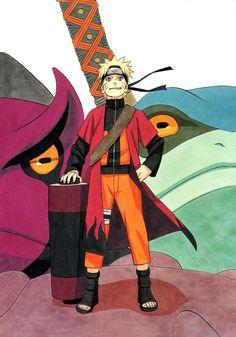 Naruto Manga Poster
