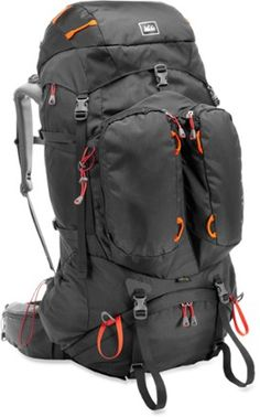 This updated pack delivers comfort, performance and user-friendly features in a size that accommodates everything from 10-day wilderness expeditions to weekend jaunts requiring extra gear.