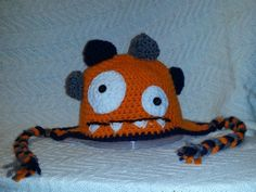 Hey, I found this really awesome Etsy listing at http://www.etsy.com/listing/170019819/baby-toddler-teen-crochet-monster-hat