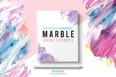 Marble Paint Strokes