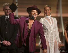 Bruno Mars vydal nový album 24K Magic - Kultúra - TERAZ.sk